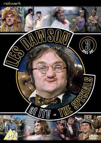Les Dawson On ITV - The Specials