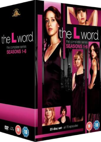 The L Word Season 1-6 Complete