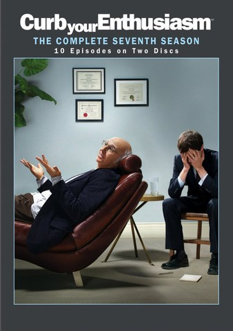 Curb Your Enthusiasm - Series 7 - Complete
