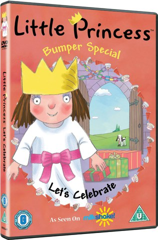 Little Princess: Let'S Celebrate