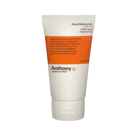 Anthony Facial Moisturiser SPF15 (70gm)