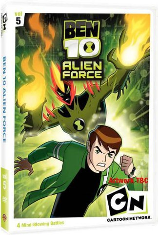 Ben 10 Alien Force - Volume 5