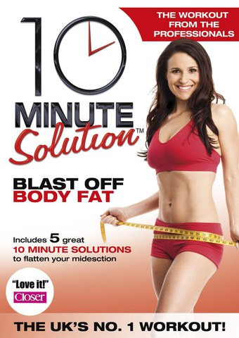 10 Minute Solution Blast Off Body Fat