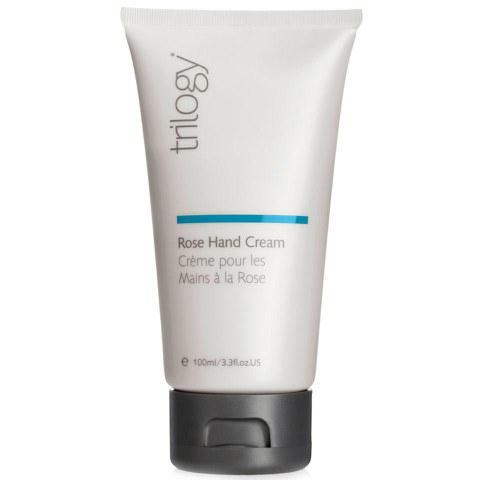 Trilogy Rose Hand Cream (100ml)