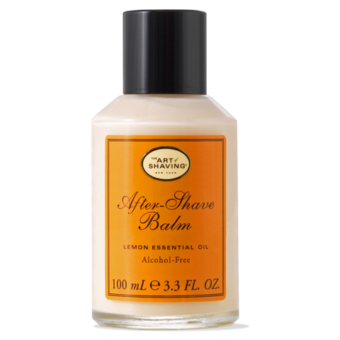 The Art Of Shaving After Shave Balm - Lemon (100ml)