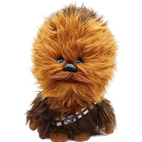 Star Wars Deluxe Chewbacca Talking Plush - 15 Inch
