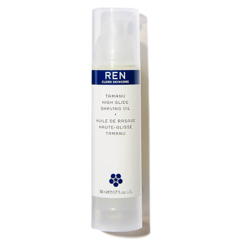 REN Tamanu High Glide Shaving Oil (50ml)