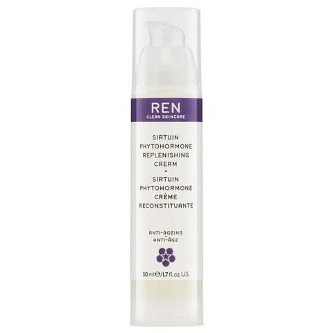 REN Sirtuin Phytohormone Replenishing Cream