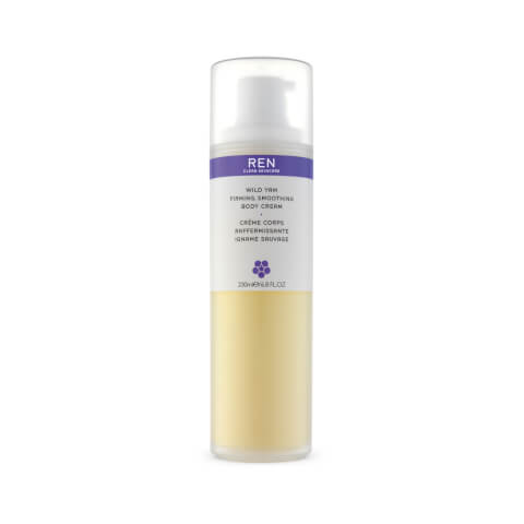 REN Wild Yam Firming Smoothing Body Cream (200ml)