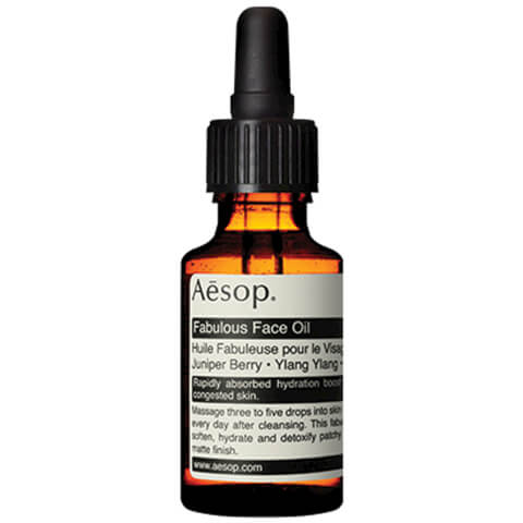 AESOP | Aesop Fabulous Face Oil 25ml | Goxip