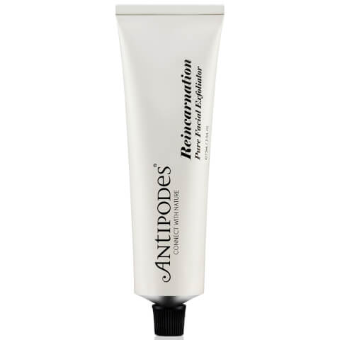 Antipodes Reincarnation Pure Facial Exfoliator (75ml)