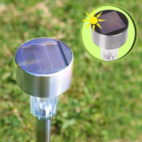 10 Packet Solar Driveway Marker Lights