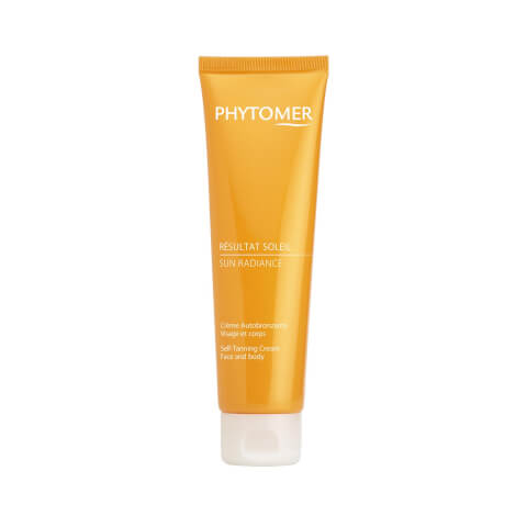 Phytomer Sun Radiance Self-Tanning Face & Body Cream 125ml