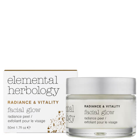 Elemental Herbology Facial Glow Radiance Peel 1.7 oz.
