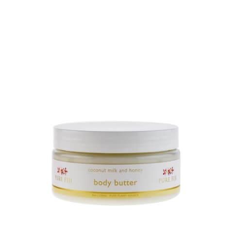 Pure Fiji Body Butter Coconut Milk & Honey - 8oz