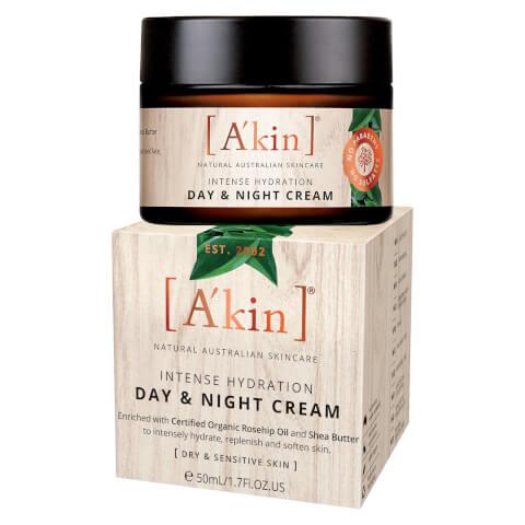 A'KIN   A'Kin Intense Hydration Day & Night Cream 50ml   Goxip