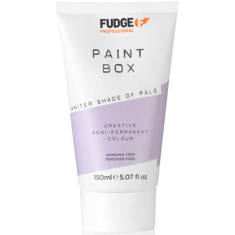 Fudge Whiter Shade Of Pale (150ml)