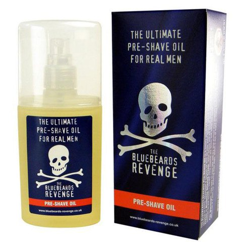 The Bluebeards Revenge Pre-Shave Oil (125ml)