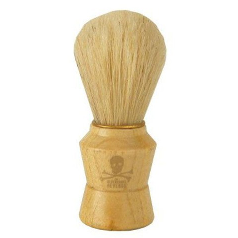THE BLUEBEARDS REVENGE WOODEN HANDLED DUBLOON BRUSH