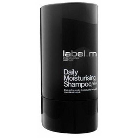 label.Men Daily Moisturising Shampoo (300ml)