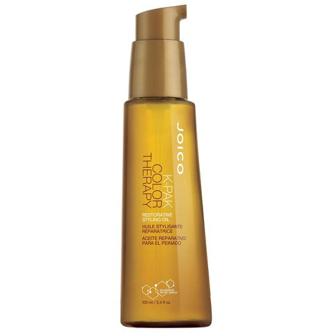 JOICO K-PAK COLOR RESTORATIVE STYLING OIL (100ML)
