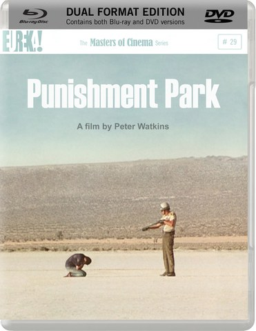 Punishment Park [Masters of Cinema] (Dual Format Blu-ray + DVD Editie)