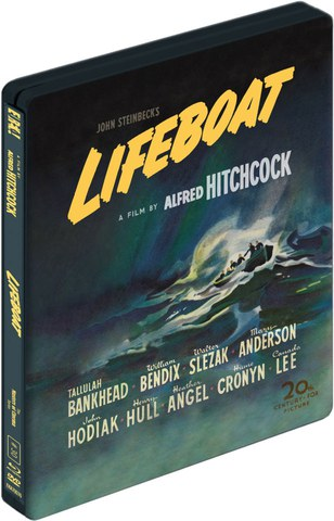 Lifeboat - Steelbook Edition (UK EDITION)