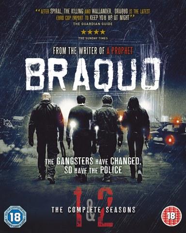 Braquo - Seizoen 1 en 2
