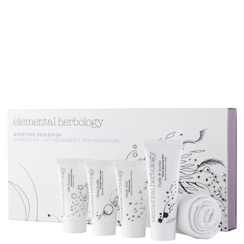 ELEMENTAL HERBOLOGY MOISTURE REPLENISH STARTER KIT