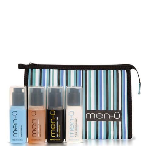 MEN-U | Men-Ü Ultimate Shave And Skin Kit (Worth £69.75) | Goxip