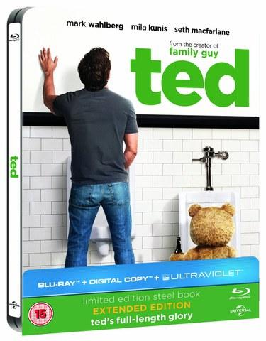 Ted - Steelbook de Edición Limitada