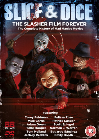 Slice and Dice: The Slasher Film Forever