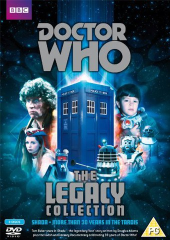 Doctor Who: The Legacy Collection