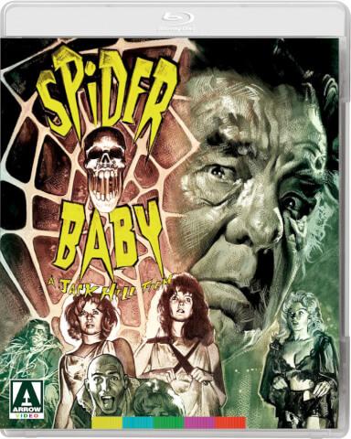 Spider Baby (Bevat DVD)