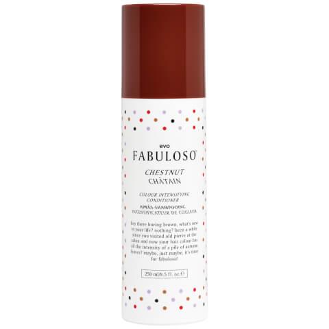 Evo Fabuloso Colour Intensifying Conditioner Chestnut (250ml)