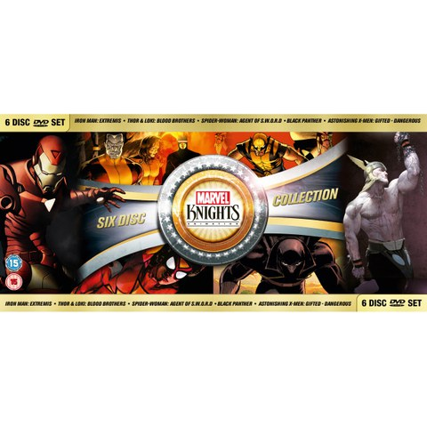Marvel Knights Choc Box