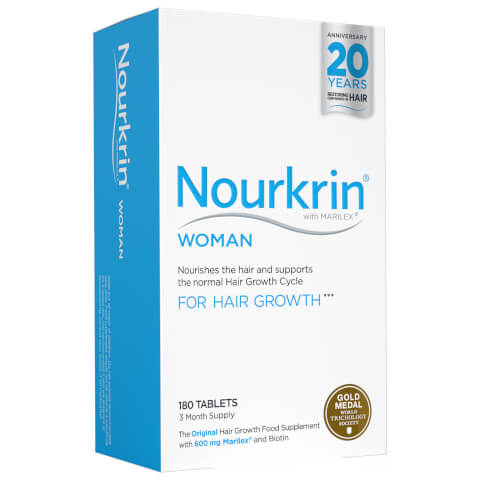 NOURKRIN | Nourkrin Woman - 3 Month Supply (180 Tablets) | Goxip