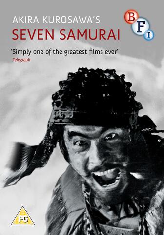 Seven Samurai - 60th Anniversary Editie