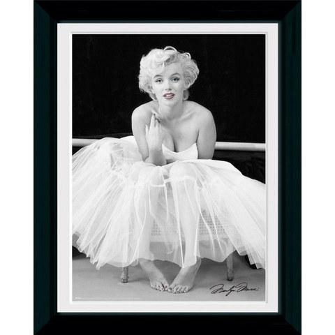 Marilyn Monroe Ballet - 30 x 40cm Collector Prints