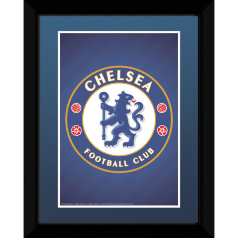 Chelsea Club Crest - 8