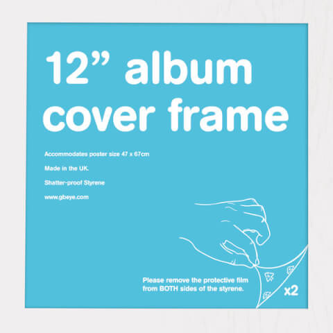 White Frame Album - 12