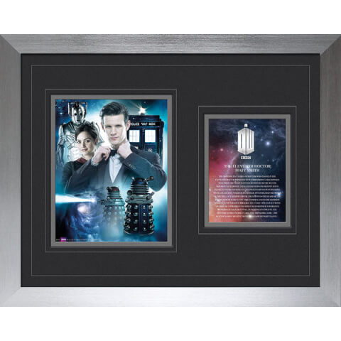 Doctor Who 11th Doctor - High End Framed Photo - 16