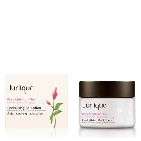 Jurlique Rose Moisture Plus Revitalizing Gel Lotion (50ml)