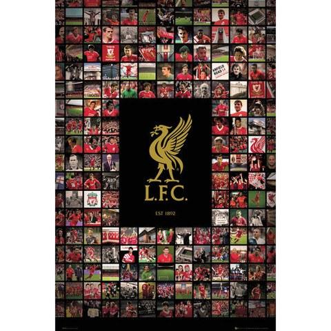 Liverpool Compilation - Maxi Poster - 61 x 91.5cm