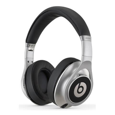Auriculares Beats by Dr. Dre Executive - Plata (Reacondicionado Grado A)