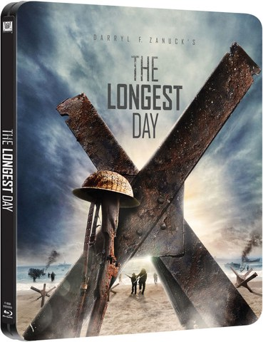 Longest Day - Steelbook Edition (UK EDITION)