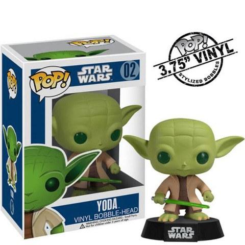 Figurine Pop! Yoda Pop! Vinyl Star Wars