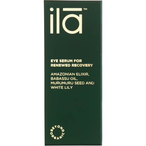 Ila-Spa Eye Serum for Renewed Recovery 1oz