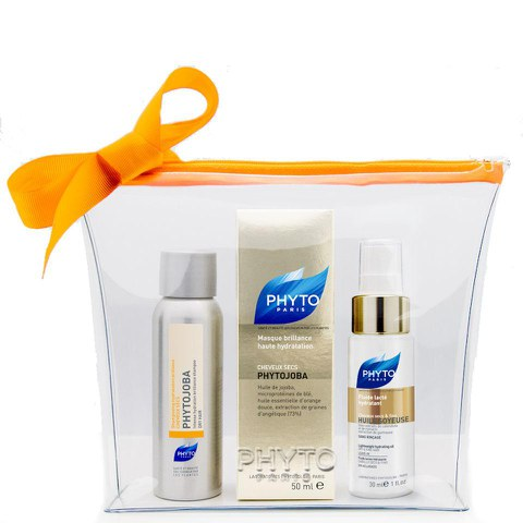 Phyto Dry Hair Travel Kit (Worth $33.00)