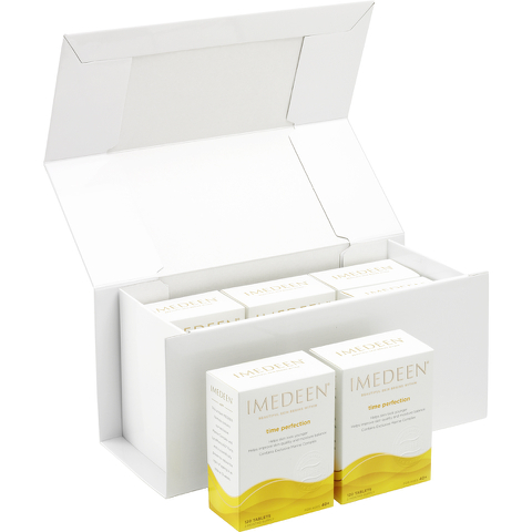 IMEDEEN | Imedeen Time Perfection 12 Month Bundle (Age 40+) (Worth £479.94) | Goxip